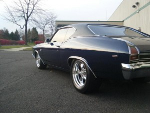 Awesome Pro-Touring 502-Powered Big Block '69 Chevelle for $40K