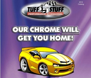 Tuff Stuff Releases New 2012 Catalog with Over 200 New Products