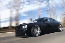 ... slammed look is handsome on the new Dodge Charger, but do you agree