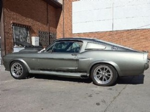 Man Offers $10,000 Reward For Return Of His Mustang