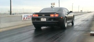 First 2010 Camaro To Run 9's