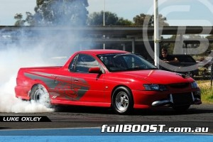 Holden Ute Twin Turbo Makes 875 WHP