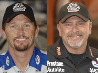 Don Schumacher Racing Takes Top Honors in Delayed NHRA Arizona Nationals