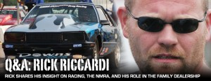 Q&A: NMRA Hot Street racer and Ford Racing dealer Rick Riccardi