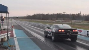 Video: Lingenfelter Camaro Flirts With The 8′s