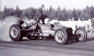 Flashback Friday: Who REALLY Built The First Rear Engine Dragster?