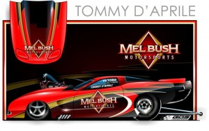 Tommy D'Aprile To Debut New Pro Extreme C5 Corvette