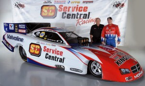 Johnny Gray Announces Return To Funny Car With DSR