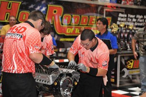 Edelbrock to Host, Sponsor Hot Rodders of Tomorrow Engine Challenge