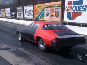 Video: All Electric 1981 Camaro Runs 11′s at Drag Strip