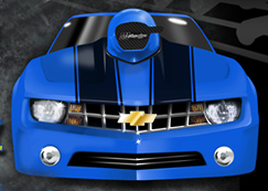 Five Star, RJ Race Cars Announce 2011 Camaro Body Production