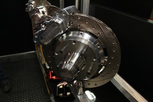 PRI 2011: Aerospace Components F-Body Brakes