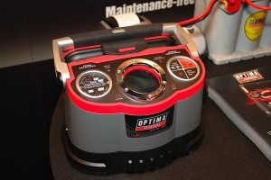 PRI 2011: OPTIMA Puts the Power to Performance