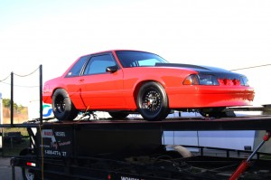 Greg Belanger's Street Legal Twin Turbo Fox Body Mustang