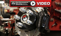 PRI 2011: Moser Rear Drag Brakes For Virtually All Rear Ends