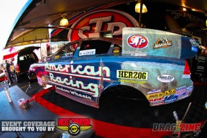 T-Ped To Carry American Racing Wheels Colors At Four Races In 2012