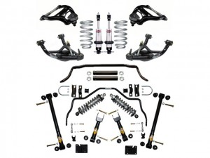 Speed Tech Performance offers the TRACK TIME suspension kit