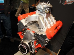 GMPP To Auction First LSX454R Crate Engine at Barrett-Jackson