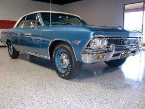 eBay find of The Day: Check This Super-Clean '66 Chevelle SS 396