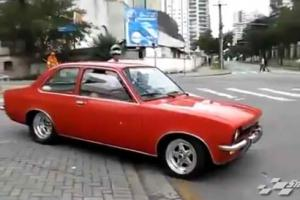 Video: UK Chevette Crash Caught on Camera