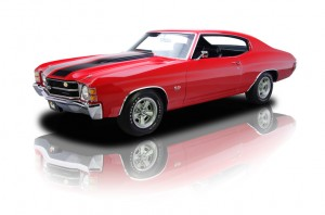 Restored National Award Winning '71 Chevelle SS LS5 4-Speed