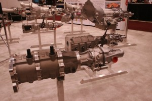 SEMA 2011: Gear Vendors Can Handle What HP You Can Throw At 'Em