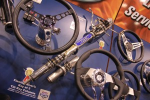 SEMA 2011: Flaming River Solves It All With Steering