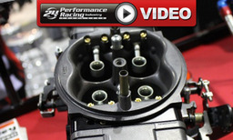 PRI 2011: Holley's New Ultra Sweet Ultra HP Carburetor