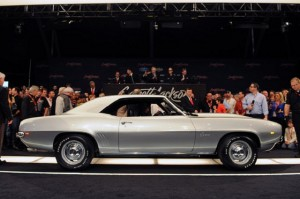 Video: Rare '69 COPO Camaro ZL1 Gets $410,000 Bid at Barrett-Jackson