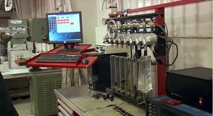 A Look at the FAST Engineering Fuel Injector Flow Bench in Action