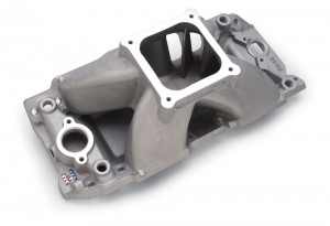 Edelbrock Super Victor II Manifolds Offered for Chevy Big-Blocks