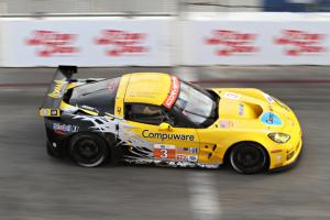 Corvette Racing Takes Second Place At Long Beach Grand Prix