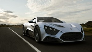 1,100 Horsepower Zenvo ST1 Features Corvette Power