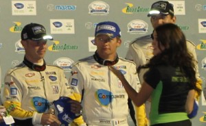 Corvette Racing Crosses The Finish Line First At Petit Le Mans