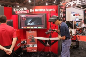 Lincoln Electric Presents Welding Training; Welding Without Welding