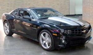 Win a 2011 Camaro SS for $10, Support the National Corvette Museum