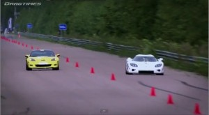 Corvette ZR1s Make Appearances at Moscow 500+
