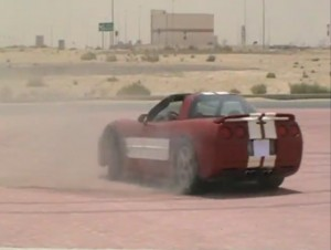 Video: Semi-Anonymous Corvette Donuts