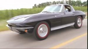 Video: '63 Stingray Split Window Featured on Hagerty Classic Car TV