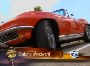 Video: Starting Fresh – '64 Corvette at Woodward Dream Cruise