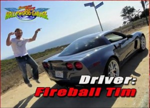"Video: ""Fireball Tim's Hollywood Garage"" Takes Z06 For a Spin"
