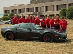 Bowling Green Celebrates 30 Years of Corvette Creation