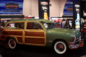 SEMA 2011: Surf City Garage Keeps Your Ride Gleamin'
