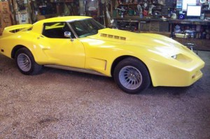 "1973 C3 ""Can-Am"" Corvette Can Now Be Yours"