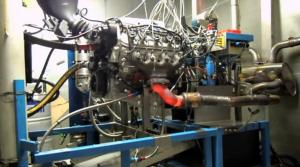 Video: Tuned LS9 Makes The Manifolds Glow On the Dyno