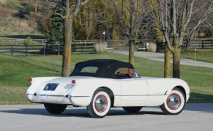1953 Corvette VIN #005 Sells for $445,500 at RM Auction