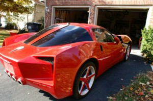 eBay Find: Late Model Corvette Turned Stingray Concept Replica