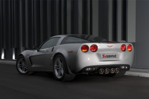 Corvette Online Welcomes Akrapovic to Our Family of Sponsors!