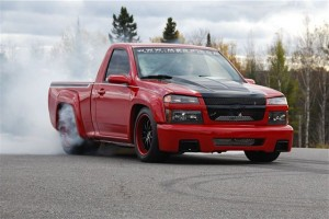 Video: Drift Chevy Colorado Does It Right With 1,000rwhp LS7