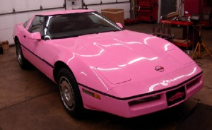 Pink C4 Raises Breast Cancer Awareness and Money For The Cause
